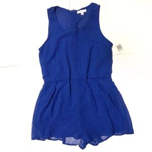 Mine brand new with tags cobalt Romper